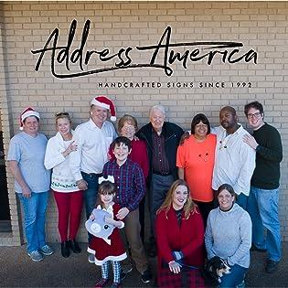 Address America Company Photo