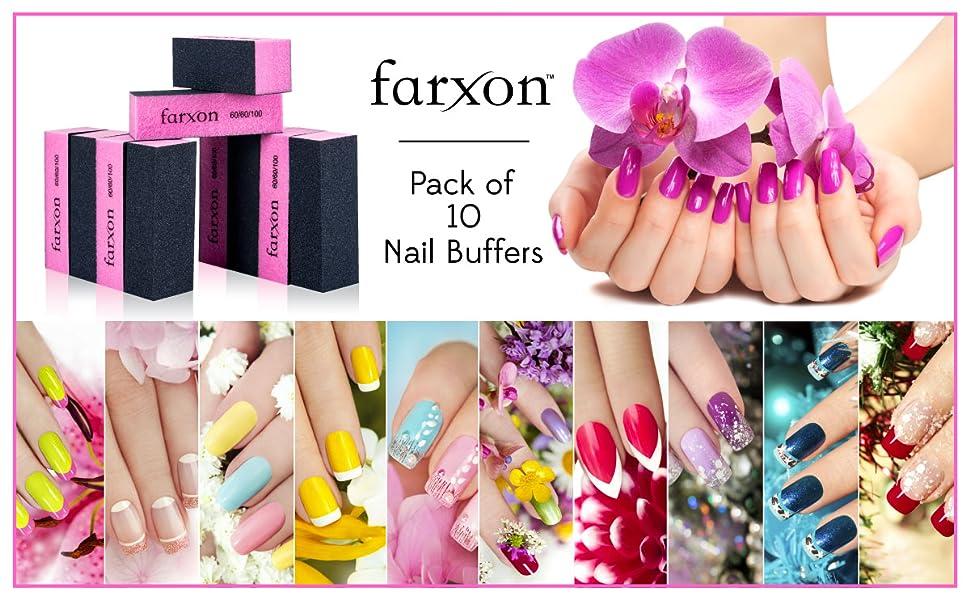 Nail buffer nail buffing block nail buffers buffer block nail buffer and shine kit nail buffer block