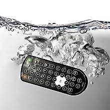 IP68 waterproof remote