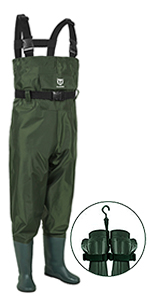 Kids chest wader