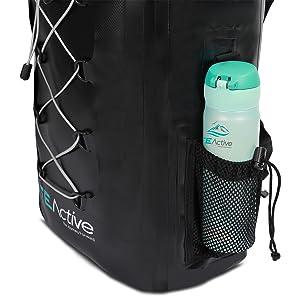 Surfing backpack, waterproof surf backpack, waterproof kayak backpack, waterproof fishing backpack