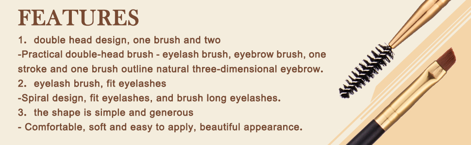 brush features