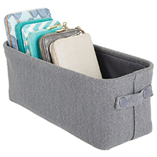 clothing socks belts accessories clutch purse pocketbook wallet shelf shelves linen bedroom living
