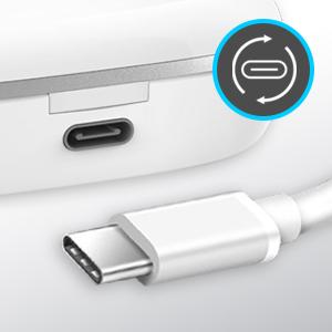 type-c charging