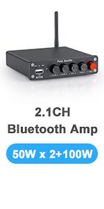 Fosi Audio BT30E