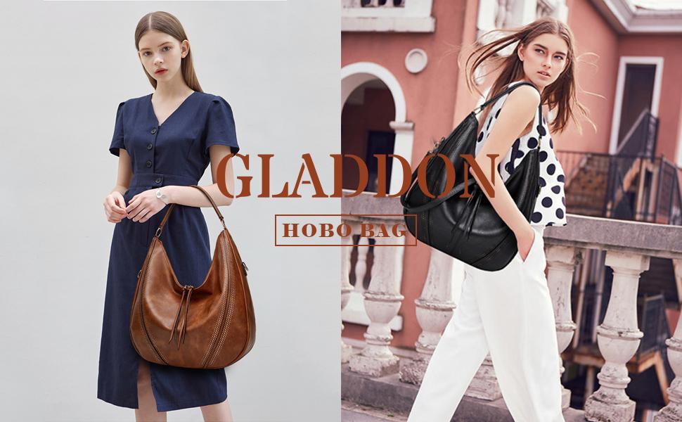 Gladdon Large Hobo Bag