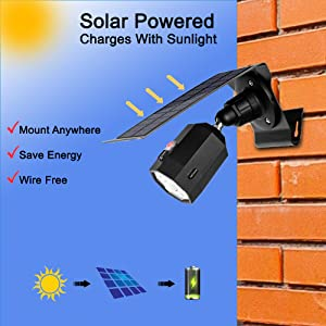 Fugetek Solar Light