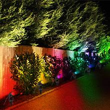 low voltage led landscape lights