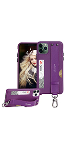 11 pro max case purple