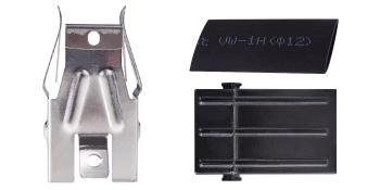 WB17T10006 Range Surface Burner Terminal Block Kit