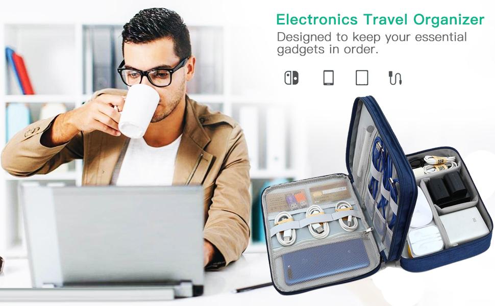 electronics organizer