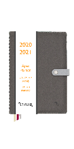 undated weekly daily planner 2020 2021