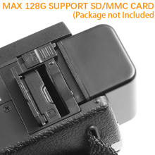 Support MAX 128G SD/MMC Card