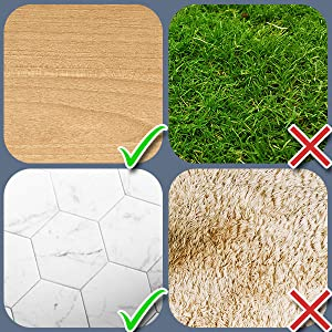 soft, hard, firm, floor, flooring, yes, no, correct, incorrect, stable, even, firm, surface, indoor