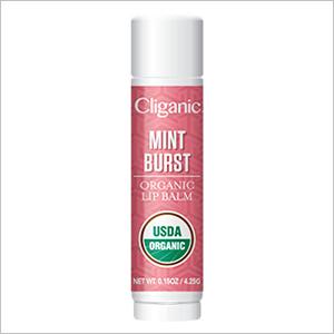 Organic Mint Burst Lip Balm