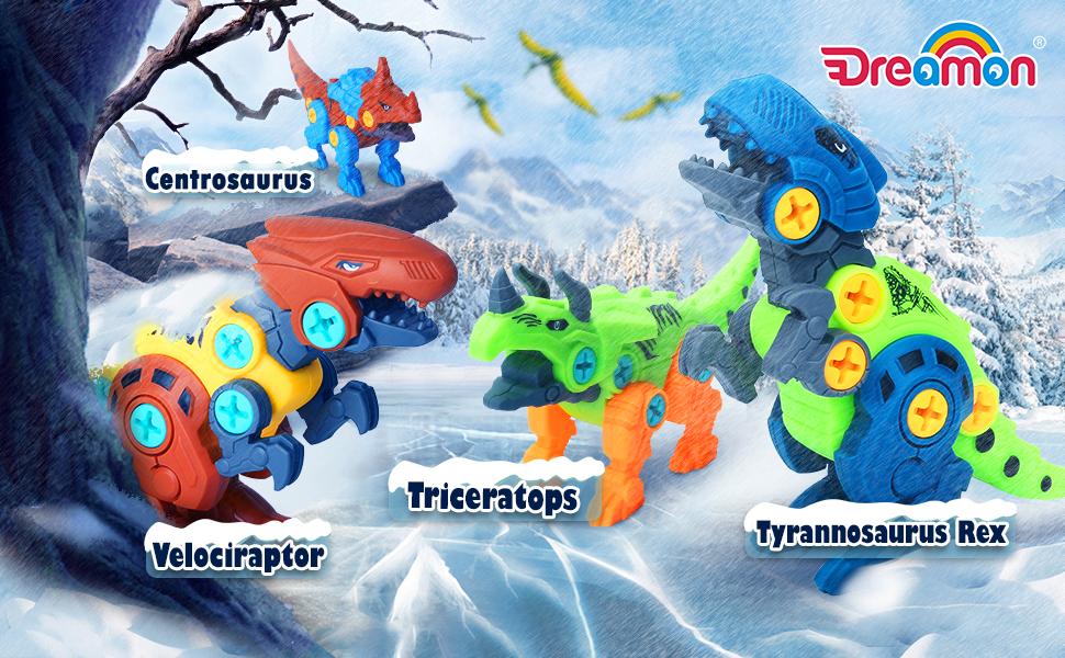 juguete dinosaurio