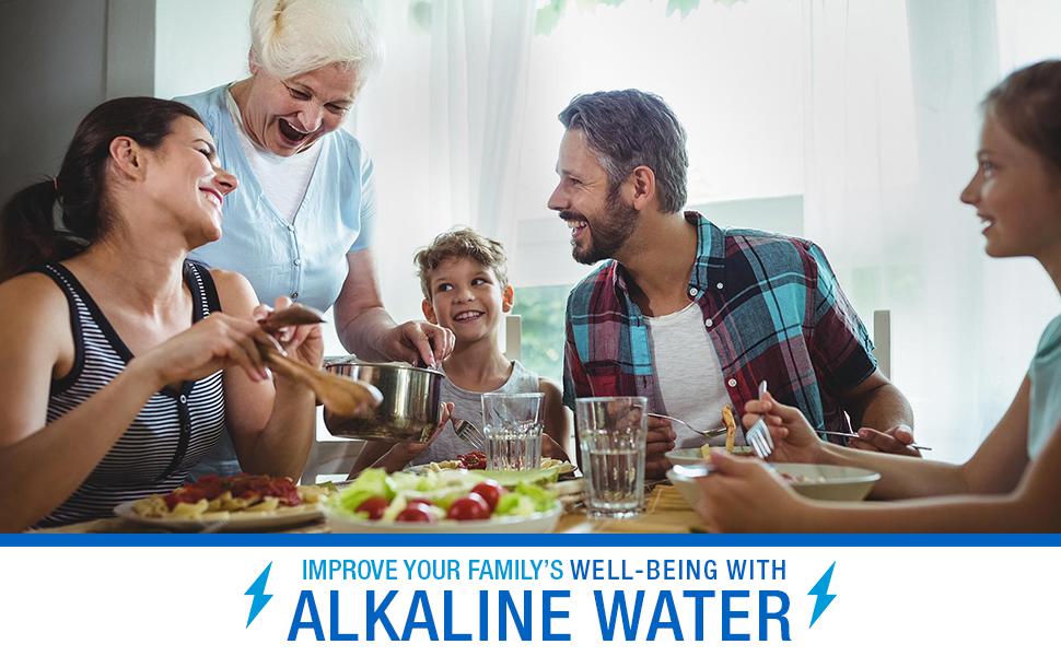 alkaline pitcher