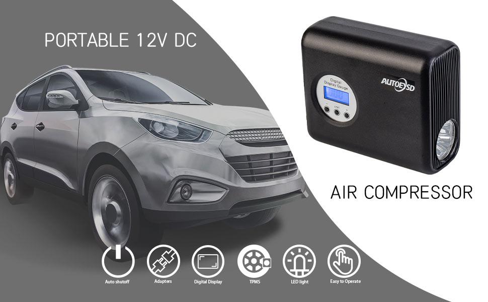 12V CAR AIR PUMP