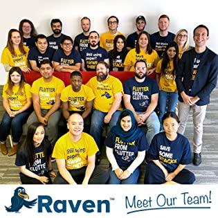 raven scanner company team houston texas usa
