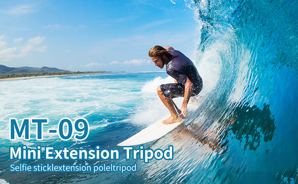 Extendable Selfie Stick Tripod for Gopro