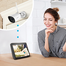 Compatible with Alexa & Google Assistant
