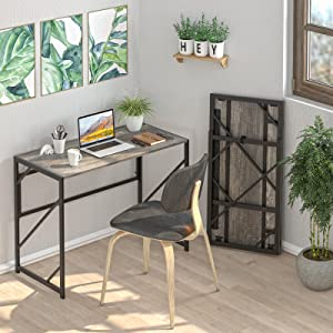 Perfect as computer desk, learning tables, game tables, office desk, even picnic tables.