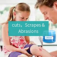 LMNOOP Wound Care Gel for Cuts, Scrapes.