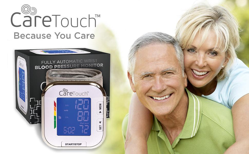 blood pressure monitor wrist