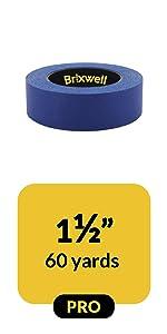 Pro Blue Painters Masking Tape