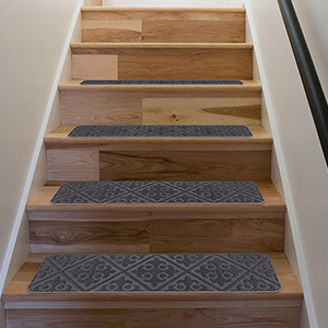 stair runners for wooden steps