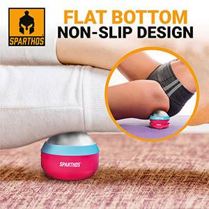 polar roller cold massager massage roller ball