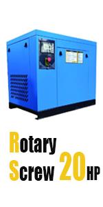 20HP Rotary