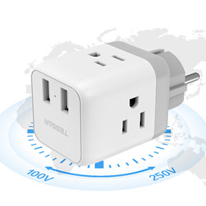 germany power adapter