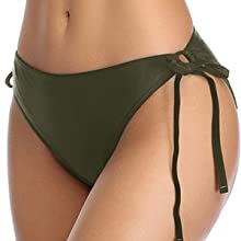 Sexy tie side triangle bottoms