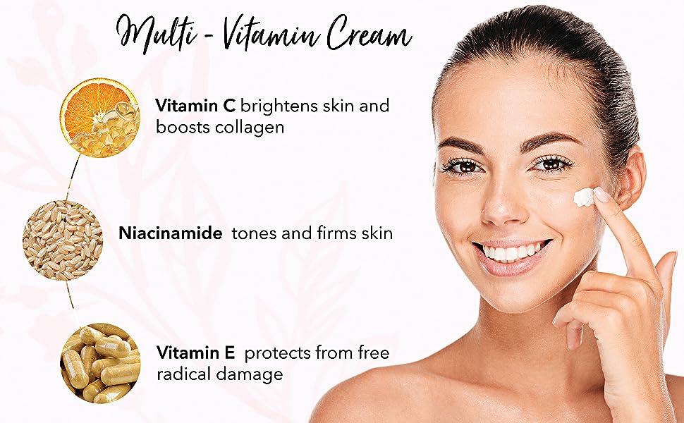 Multi-Vitamin + Antioxidants Ultra Riche PM Treatment by 100% pure #20