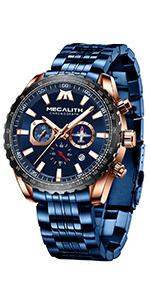 reloj hombre elegante