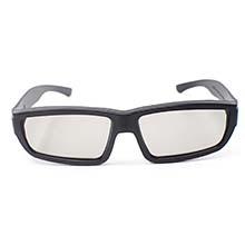 Ultra 2 Par de Negro Gafas 3D Pasivo para Adulti para Uso con ...