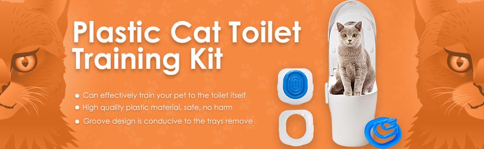 Cat Toilet Training Kit