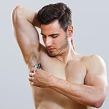 armpit trimmer