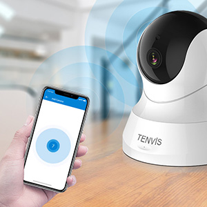 home wifi Ip security camera