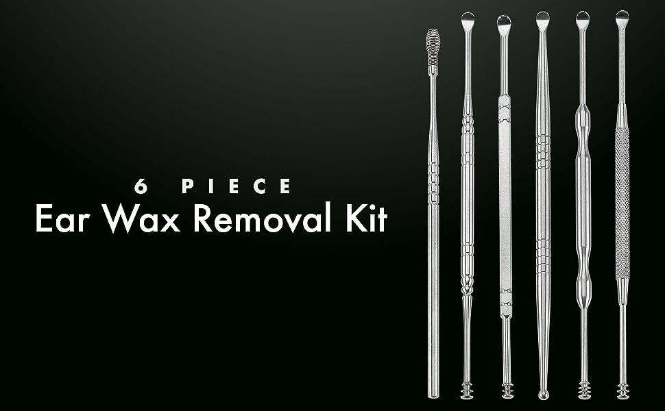 ear wax removal kit, ear wax removal,