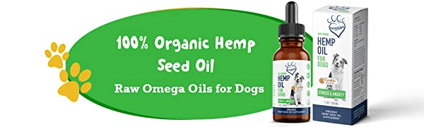Huggibles Hemp Oil for Dogs