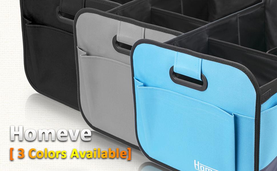 storage trunk organizer