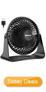 small fan quiet fan usb fan table fan bedroom fan