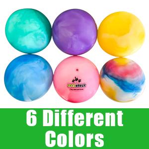Marbleized Balls