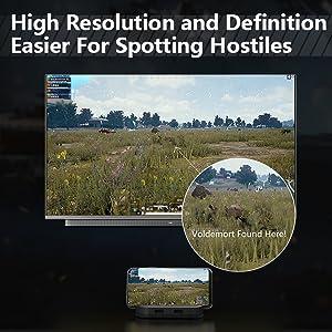 4K 60hz 60fps tv monitor projector