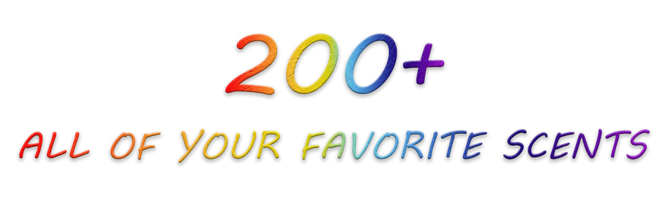200 all of your favorite flavors