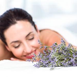 Happy Wraps Lavender yoga Eye Pillows
