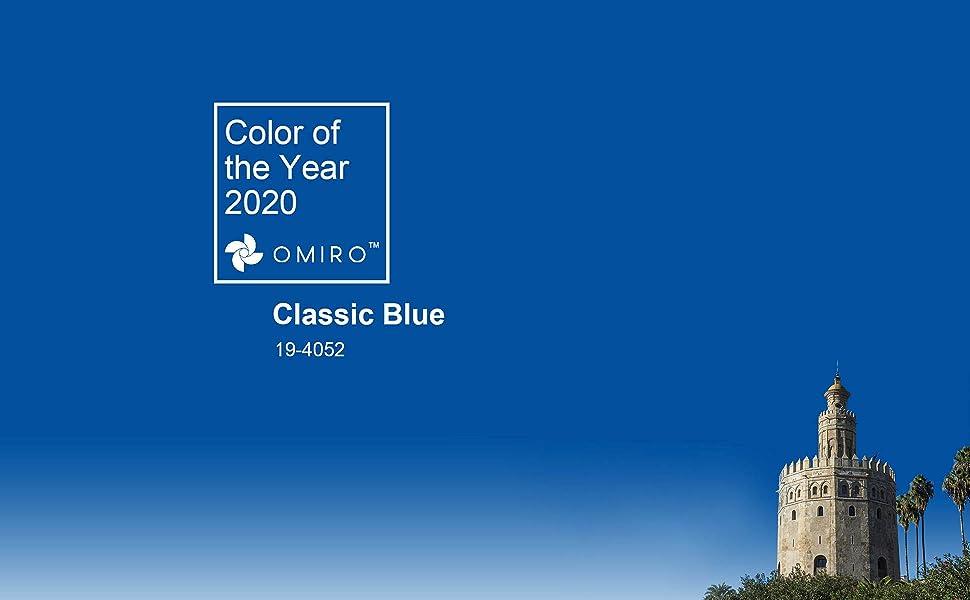 Classsic blue