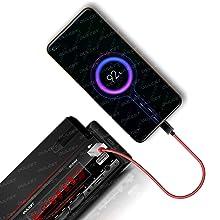 2.1 AMP Ultra Fast Charging